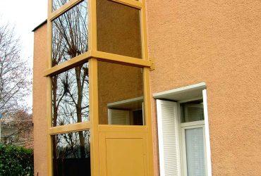 Mini ascensore per la casa!